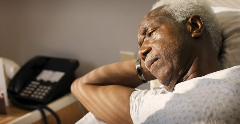 Black patients may have a higher risk of mortality after ischemia