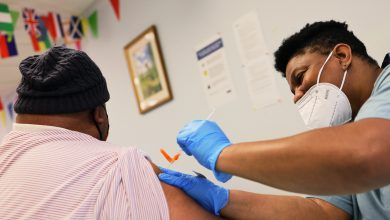 Covid vaccinations hit another record averaging over 3 million per day
