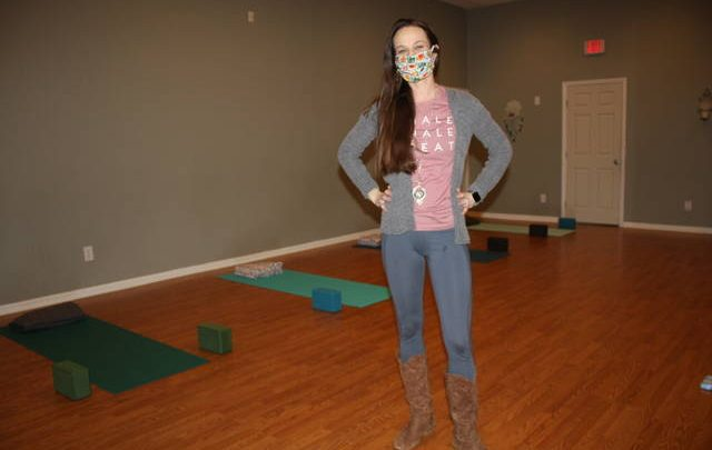 Wise move: Young yoga instructor opens studio in downtown King