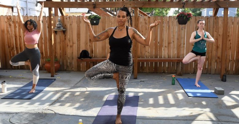 Denver's yoga scene faces reckoning with diversity, racism — The Know
