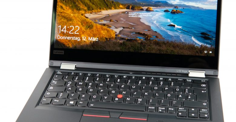 Lenovo ThinkPad L13 Yoga - business convertible with slight weaknesses
