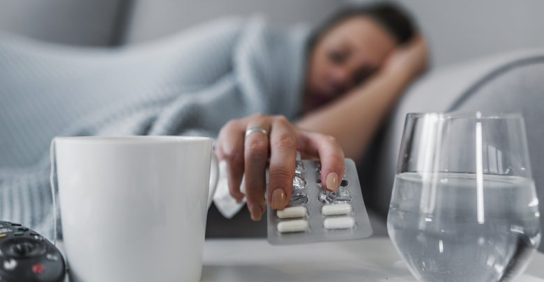 Sleep disorders and increased use of sleeping pills since the beginning of the COVID-19 pandemic