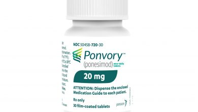 Ponvory now available for recurrent forms of multiple sclerosis