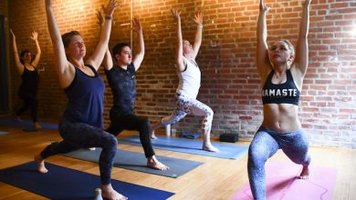 Rebel Yoga studio leads way for ever-growing yoga business in Chestnut Hill
