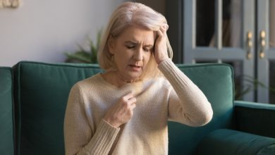 Migraines related to high blood pressure in menopausal women