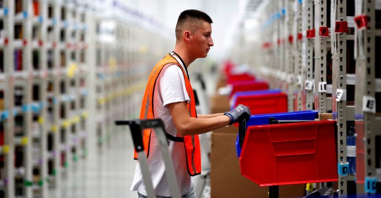 Jeff Bezos is obsessed with a common Amazon warehouse violation