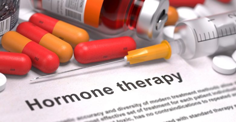 pills and injections for hormone therapy
