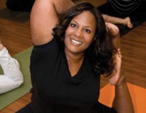 Yoga entrepreneur Dianne Bondy