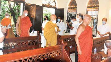 'Servants of the Buddha' celebrates its Centenary – The Island