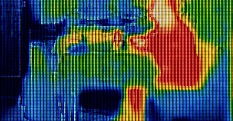 Body Heat Concept