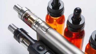 E-cigarette liquids