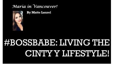 Living the Cinty Y Lifestyle! – Philippine Canadian Inquirer