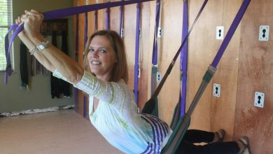 Yoga business moving forward for Foster | Local News