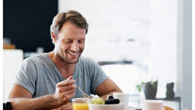 Diet Tips and Eating Habits Men in their forties should follow to stay fit and healthy