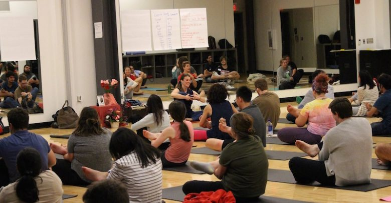 Meditation retreats offered cheaply for students - The Lantern
