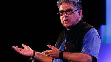 "Deepak Chopra ""Broken"" by India's Devastating Covid Crisis"