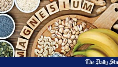 Magnesium: the amazing mineral |  The daily star