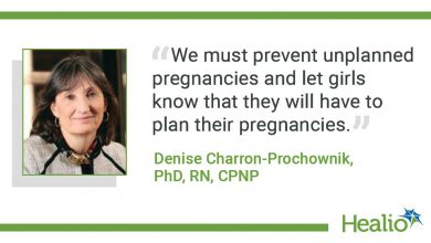 An interview with Denise Charron-Prochownik, PhD