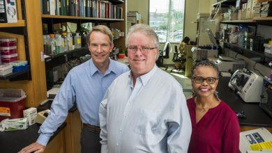 McIndoe leads innovative research initiative valued at $ 6.2 million
