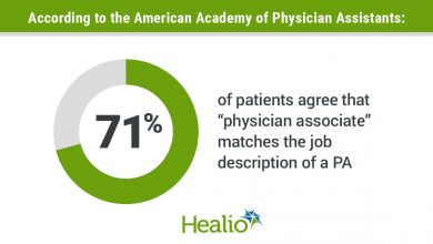 """AAPA strives despite opposition from AMA.  a change of title as """"medical assistant"""""""