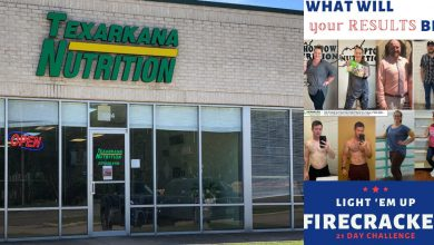 Texarkana Nutrition 21 Day Challenge begins Monday July 5th July