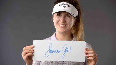 Sandra Gal celebrates July 1st as an American citizen |  LPGA