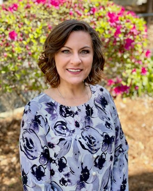 """Stacy Skinner: """"My advice to others undergoing breast cancer treatment, lymphedema therapy, or any other medical trip is to advocate for the best possible care."""