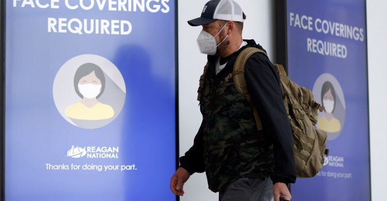 Disputes over masks are 75% of the FAA's recalcitrant passenger complaints on airplanes