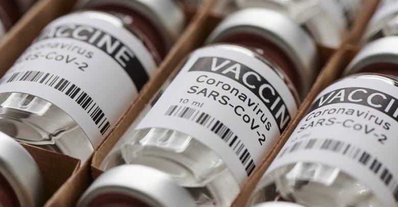 COVID19 vaccine vials