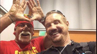 DDP and Hulk Hogan