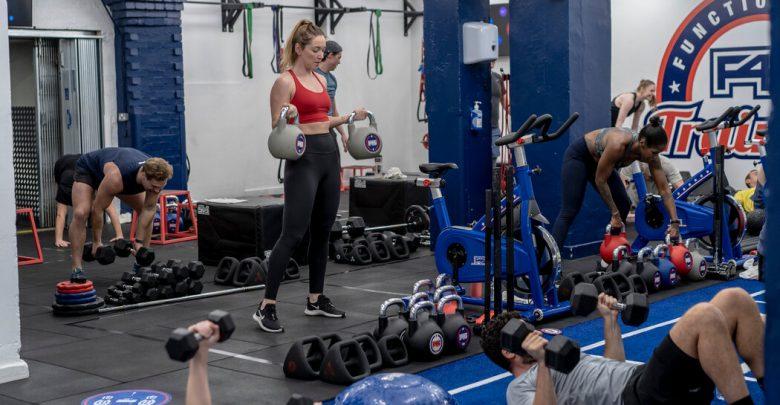 How weight training burns fat