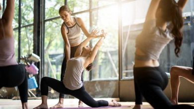 How to become a yoga teacher in the UK
