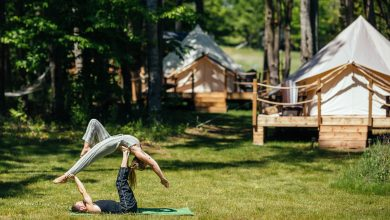 5 Ontario yoga retreats to help you find your inner peace