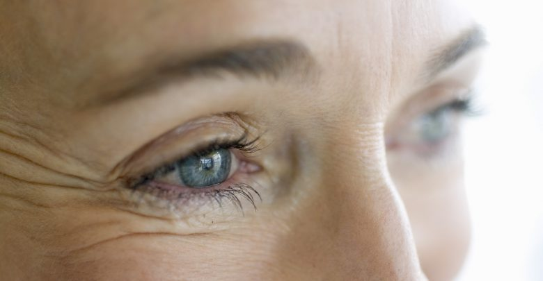 Visual impairment related to cognitive decline