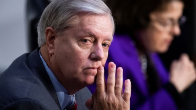 Senator Lindsey Graham positive about Covid after Manchin party