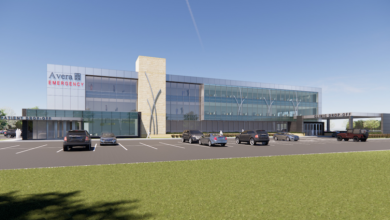 Avera to build 3-story, $34M medical center at Dawley Farm Village – SiouxFalls.Business