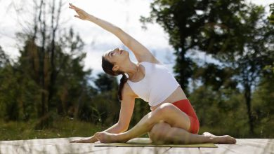 YouTuber 'Yoga with Kassandra' found pandemic success and delights in making yoga accessible