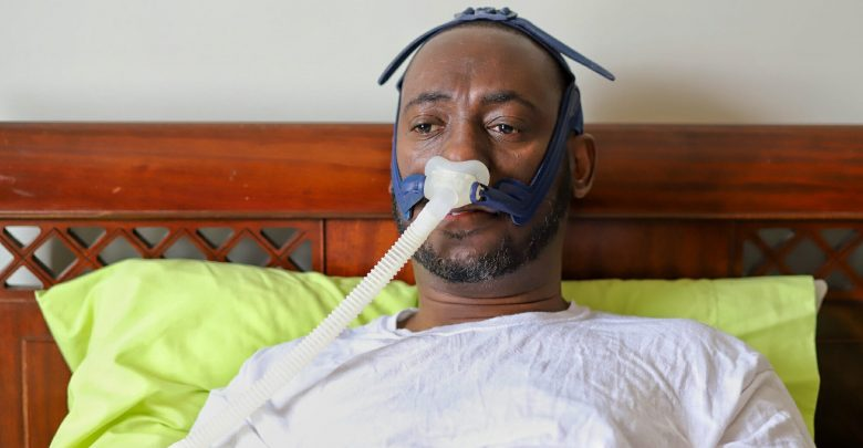 Study shows black men have severe obstructive sleep apnea when they are first diagnosed