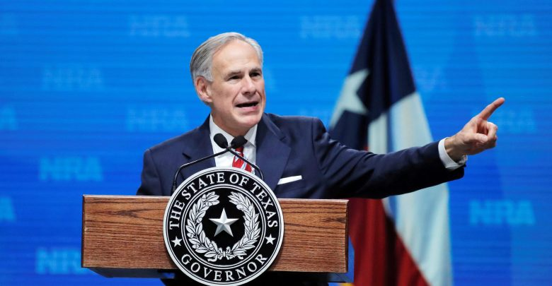 Texas Governor Abbott, who banned mask and vaccine mandates, tests positive for Covid