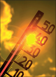 Health in a world of extreme heat