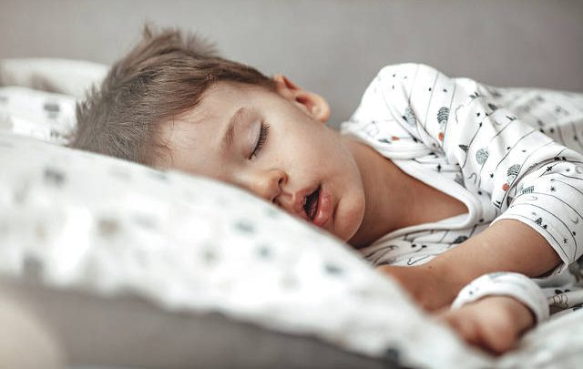 Children who snore could be at risk