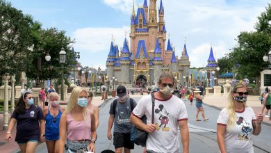 Disney World calls for Covid-19 vaccinations for unionized workers