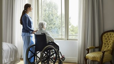 Nurses report aggression in patients with advanced Parkinson's disease and related diseases