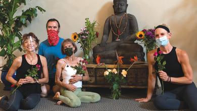 Revitalized Center for Yoga returns to Larchmont