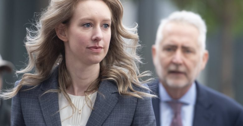 Elizabeth Holmes tries to claim in court that her ex-boyfriend and Therano's business partner molested her
