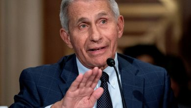 Fauci says he wouldn't be surprised if the full regimen is three doses