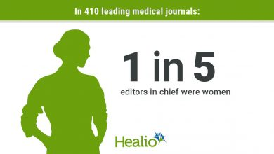 """Women """"clearly underrepresented"""" in editors of medical journals"""