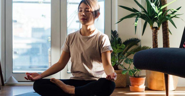 Discover a new meditation app especially for women