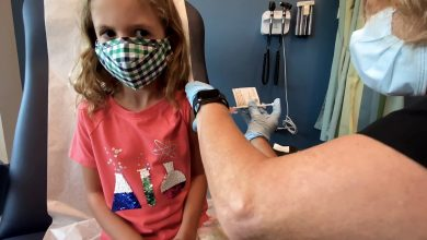 """Children between the ages of 5 and 11 """"need to have this vaccination,"""" says Dr.  Peter Hotez"""