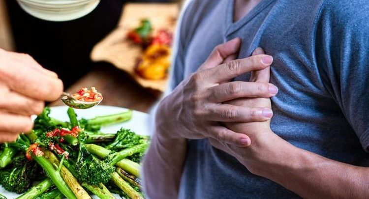 Heart attack: Green Mediterranean diet affects ghrelin levels and belly fat to reduce risk